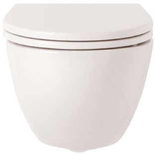 Ideal Standard - White Toilet Seat (E002201)